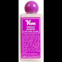 kw minkolje shampo