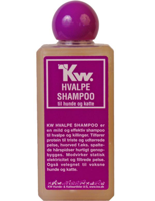 kw valpe shampo